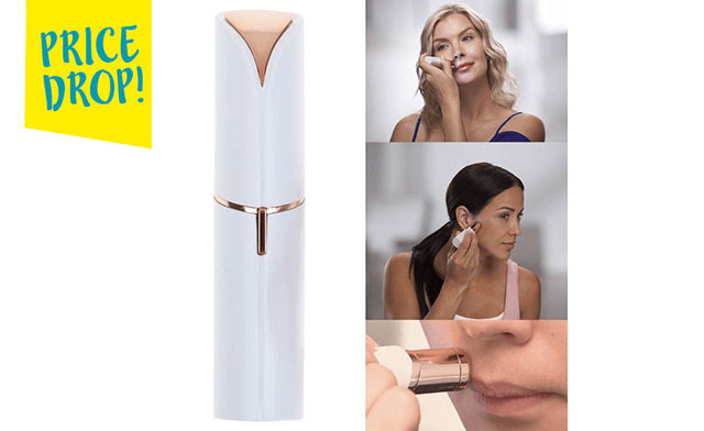 $10.88 for a Flawless Hair Removal Tool (a $27 Value)