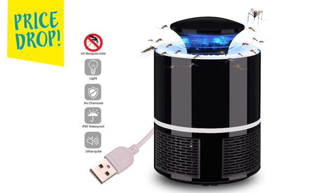 $25.96 for a USB Bug Zapper (a $55 Value)
