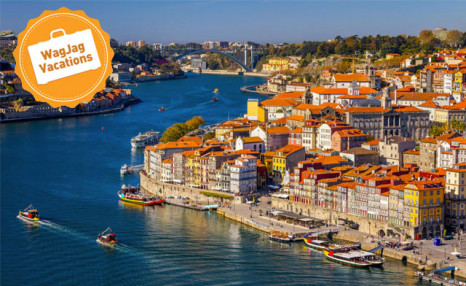 10 Day Portugal & Douro Cruise with Air from $3,379