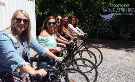 $49 for a Full Day Wine & Cider Self-Guided Bicycle Tour for 1 Guest in Niagara -on-the-Lake (a $79 Value)