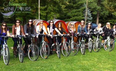 $42 for a Winery Self-Guided Bicycle Tour for 1 Guest (a $69 Value)