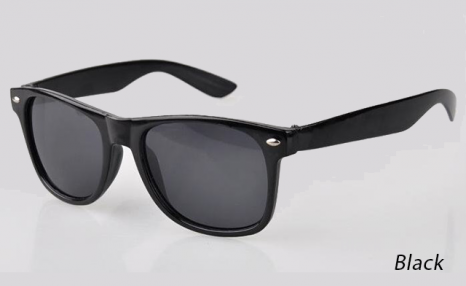 $9.99 for a 2-Pack of Ray Ban Inspired Wayfarer Sunglasses (a $65 Value)