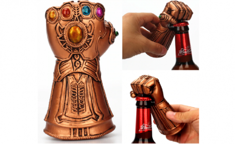 $17 for a Thanos' Infinity Gauntlet Bottle Opener (a $44.95 Value)