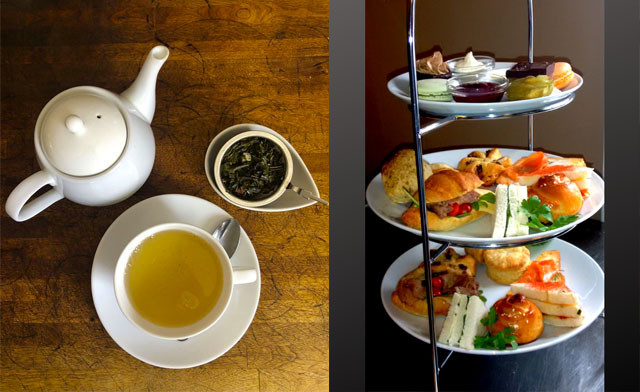 SPECIAL EARLY BIRD PRICING: $49 for Classic Afternoon Tea for Two (a $68 Value)