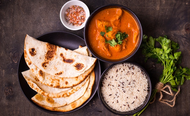 $30 for $50 Toward Indian Casual Fine Dining for 2 at The Flavours Classic Indian Cuisine