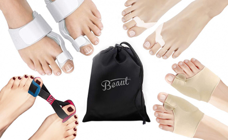 $19.99 for an 8-Piece Orthopedic Bunion Corrector Kit (a $56.99 Value)