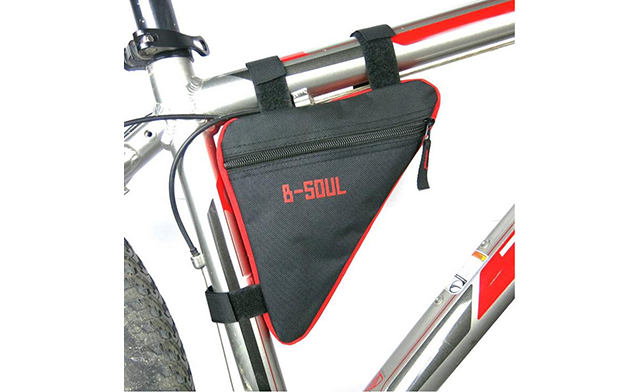 $9.99 for a Bicycle Frame Bag (a $25 Value)