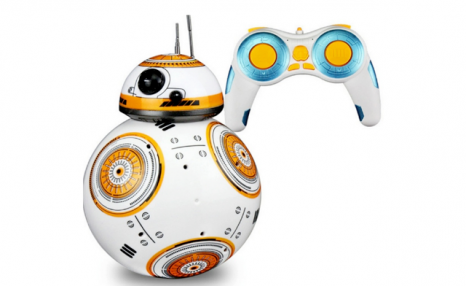 $59 for a Star Wars Inspired Remote BB-8 Droid (a $129.99 Value)