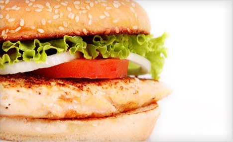 BLOW OUT!! $15 for 25 Chicken Burgers (a $40 Value)