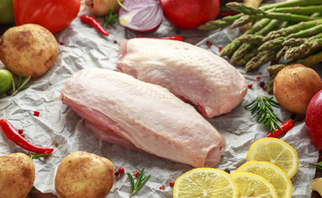 $75 for 25 Boneless Skin-On Chicken Breasts (a $195 Value)