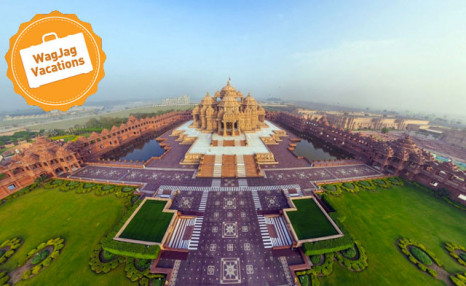 11-Day Incredible India Vacation from $1,899
