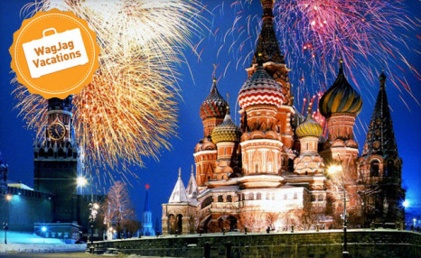 10-Day Getaway to Experience the Legend of Russia