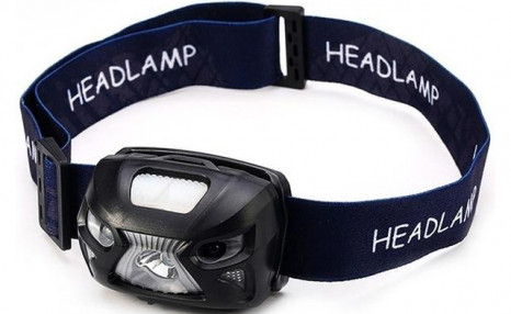 $27.99 for a Mini-Rechargeable LED Headlamp (a $44 Value)