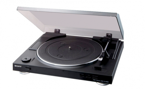 $55.95 for a Sony USB Turntable (a $179.97 Value)