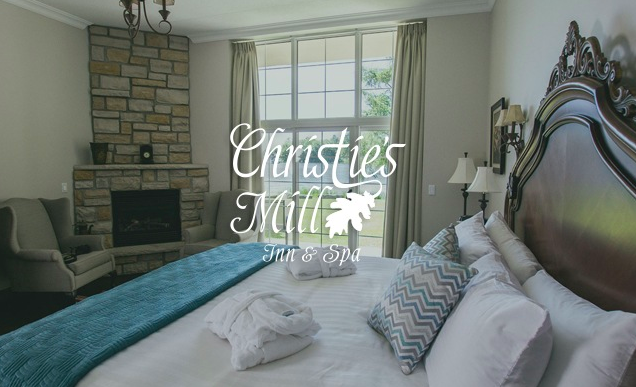 Breathtaking One and Two Night Getaways with Christie's Mill Inn & Spa
