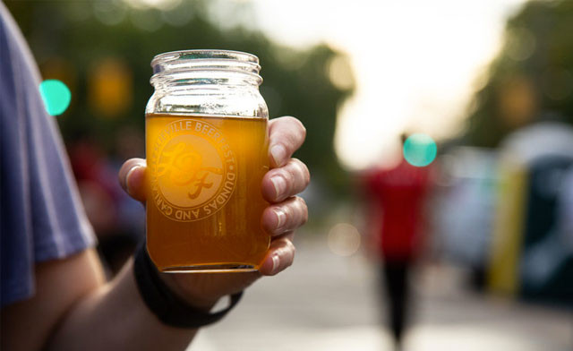 $29 for Admission for 2 People to the Leslieville Beer Festival on August 24, 2019 (a $50 Value)