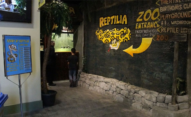 Admission to Reptilia or Summer Camp Offer