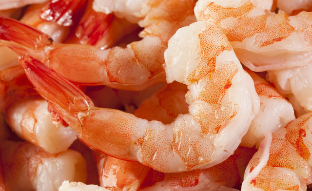$40 for 4 lb of Cooked Jumbo Cocktail Tiger Shrimp (a $60 Value)