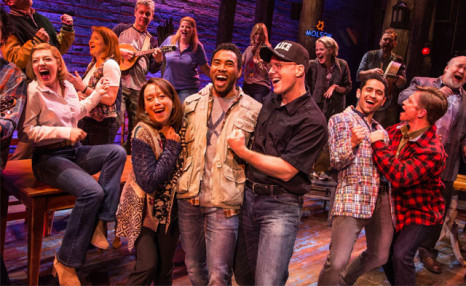 Tickets to 'Come From Away'! Use code CFAWAG for tickets from $49