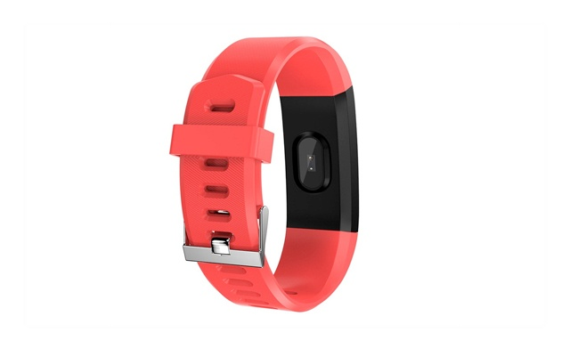 $29.99 for a Fitness Tracker with Blood Pressure, Heart Rate Monitor, and Colour Display (a $109 Value)