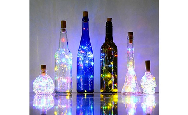 $9 & Up for LED Wine Bottle Stoppers