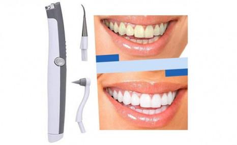 $19 for an Electric Ultrasonic Pic Tooth Stain Eraser (a $60 Value)