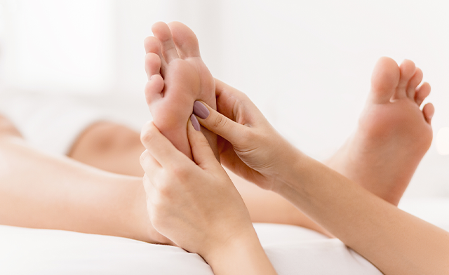 $39 for a 60-Min Massage or Reflexology Session (a $100 Value)