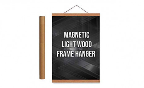 $19.95 for a Magnetic Poster Frame with Hanger (a $39.95 Value)