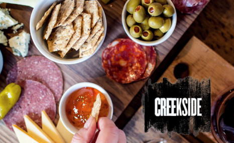 Up to 53% off a Mix of Charcuterie and Cheese Paired with 3 Small-Batch VQA Wines