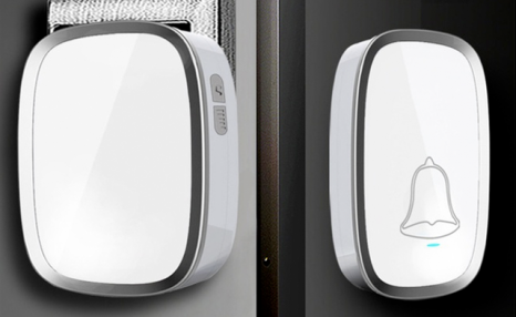 $29.99 for a Waterproof Plug-and-Play Wireless Doorbell (a $55 Value)
