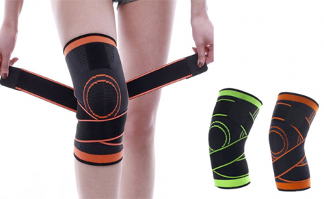 $20.99 for a 2-Pack of Knee Compression Sleeves (a $38 Value)