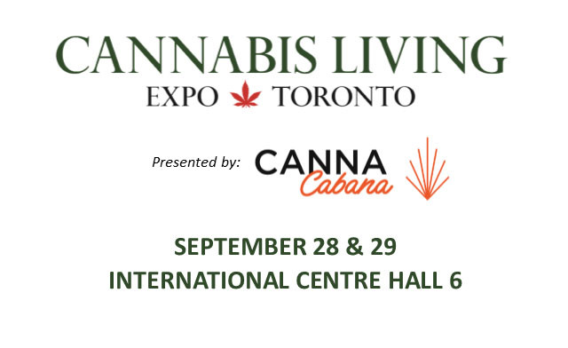 Up to 44% off Tickets or a Weekend Pass to the Cannabis Living Expo