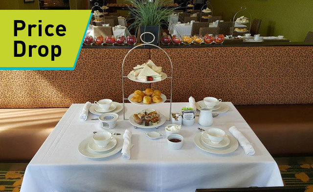 $45 for a Fall Special Afternoon High Tea Experience for 2 at the Homewood Suites Waterloo St Jacobs (a $76 Value)