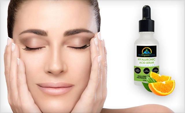 $31.95 for a 2 Pack of Hyaluronic Acid Serum (a $79.90 Value)