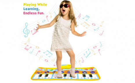 $25 for an Electronic Musical Piano Mat (a $45 Value)