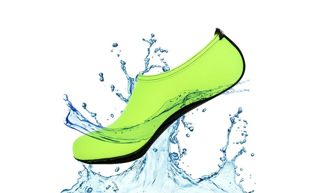 $15 for a Pair of Water & Swimming Socks (a $48.99 Value)
