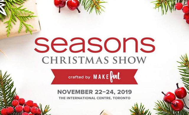 Exclusive Presale! Up to 35% off Tickets to the Seasons Christmas Show on November 22-24, 2019