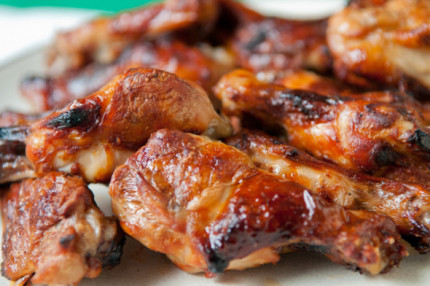 PRICE DROP!! $24.50 for 3 kg of Rotisserie Style Chicken Wings (a $42 value)