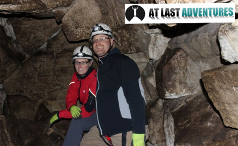 Click to view Up to 38% off a Half Day Rock Climbing or Caving Excursion