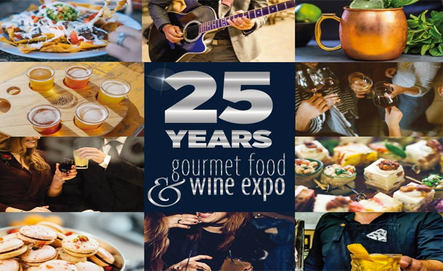 Up to 50% off Tickets to the Gourmet Food & Wine Expo on either November 22 or 24, 2019