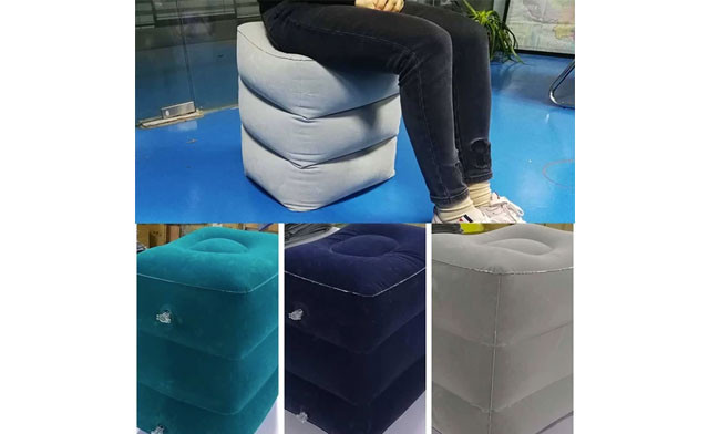$24 for a Travel Inflatable Foot Rest (a $47 Value)