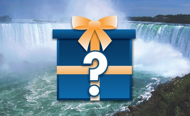 $10 for a Niagara Falls Mystery Deal (Packages Valued between $15 and $180)