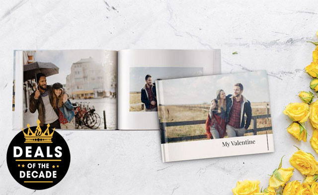 Click to view Up to 84% off Image Wrap Hardcover Photobooks from Photobook Canada