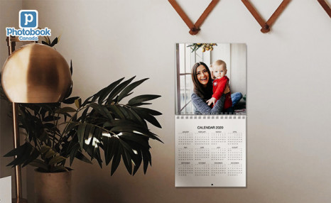 Click to view Up to 65% off One, Two or Five Custom 11x8-inch or 12x12-inch Wall Calendars