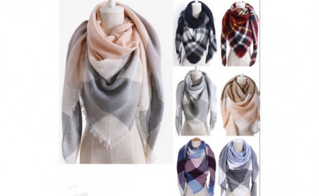 $16.50 for a Women's Scarf/Shawl (a $39.99 Value)