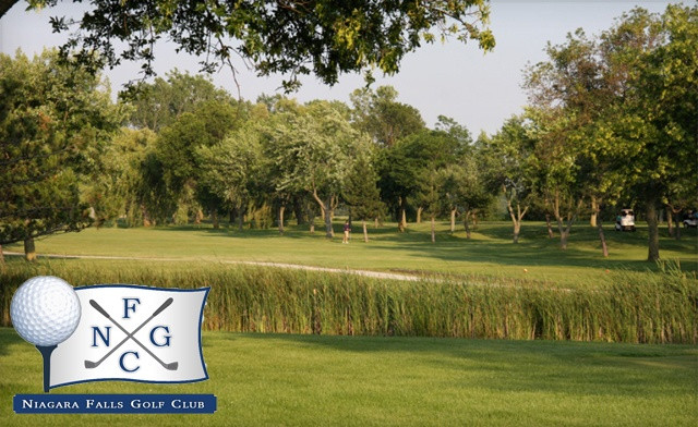 $55 for 18 Holes of Golf for 2, a Pound of Wings and Cart Rental in Niagara Falls - Valid Through the 2020 Season (a $105 Value)