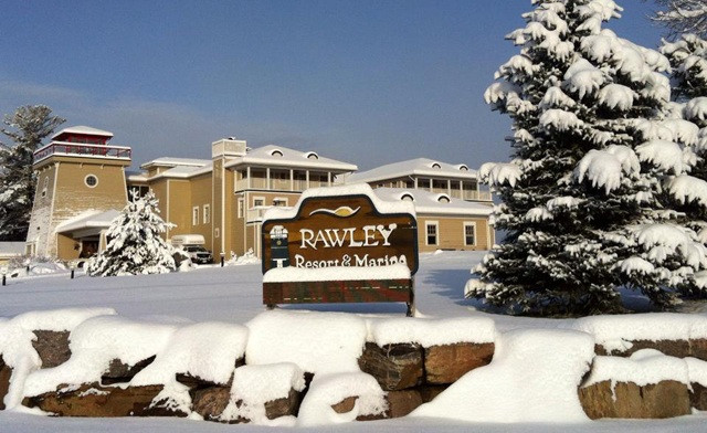 Winter and Spring Muskoka Getaway Packages from Rawley Resort Spa And Marina