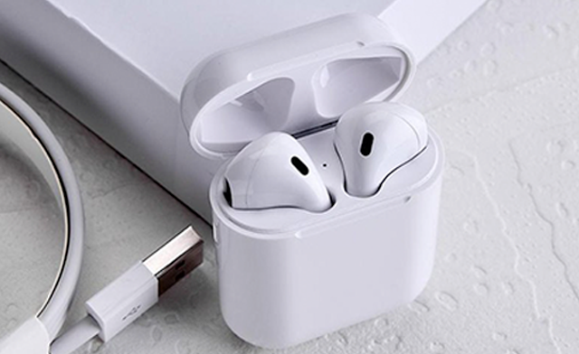 Up to 77% off Wireless Bluetooth Earbuds with Siri Support