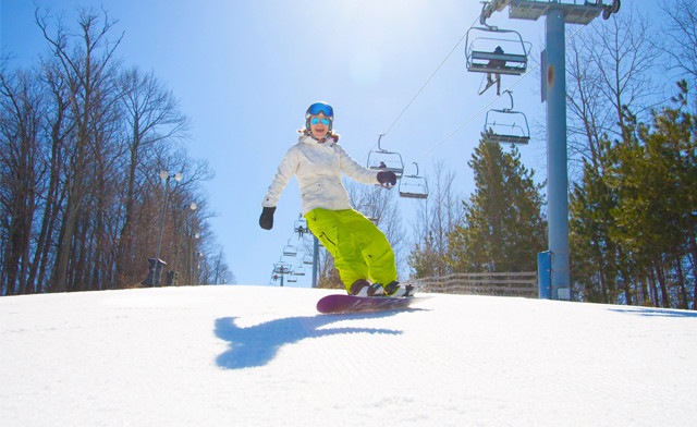 Up to 51% off Lift Tickets and Rental of Either Ski or Snowboard Gear