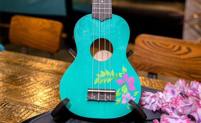 $29 for 1 Admission to a Create a Ukulele Event (a $45 Value)